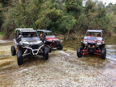 Tour en buggy biplaza por Sierra de las Nieves 3h