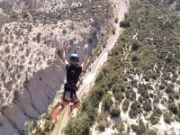 Bungee jumping a Murcia