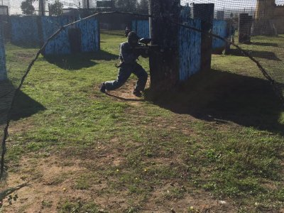 Paintball 200 balls with barbecue and drink Utrera