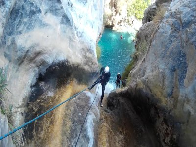 Canyoning d