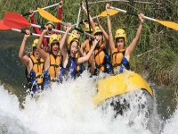 Rafting río Cabriel tramo de Tamayo a Tete 2h