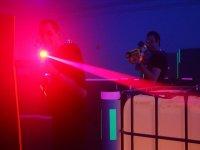 Laser tag per addii
