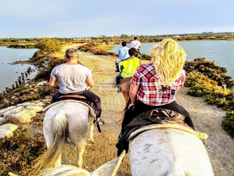 马背上的萨利纳斯·德奇克拉纳