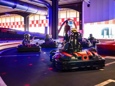 Karting Racing Dakart Valencia