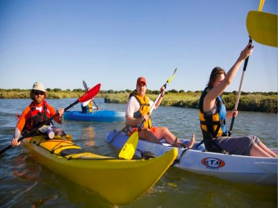 South Kayak, Naturaleza y Kayaks