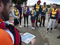 Antes de navegar: ruta, seguridad, ejercicios