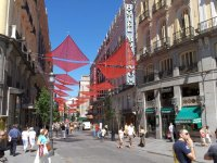 Calle del Arenal Madrid