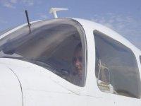 毕尔巴鄂的飞行员飞机