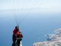 Vuelo en parapente en Tenerife