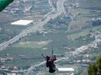 Sobrevuela Tenerife en parapente