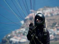Experiencia en parapente en Tenerife