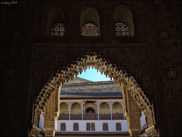 Tour guiado por interior de la Alhambra