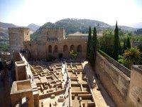 Visita con entrada a la Alhambra