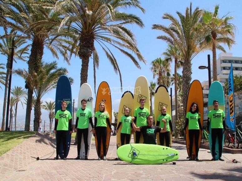Surf en las Américas