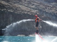 Have fun whilst flyboarding