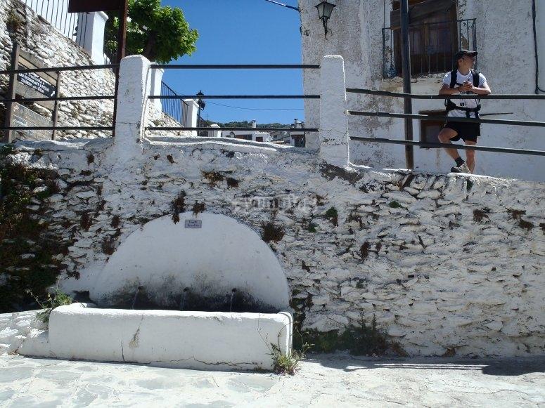 Visita guiada por los pueblos de la Alpujarra