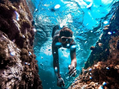 Practicar snorkel en Armintza 3 horas