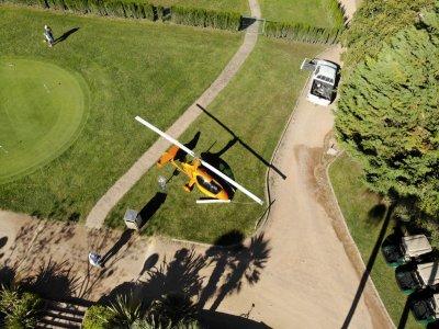 Volo in elicottero sopra Medina Azahara 30 min