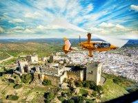 Paseo en girocóptero castillo de Almodóvar 70 min