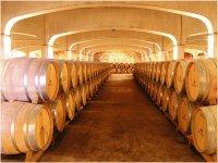 装有优质Riojan酒的桶