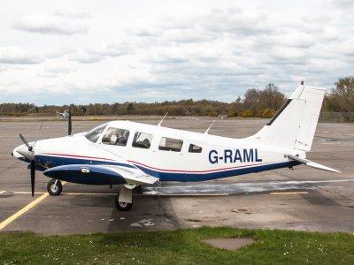 Piloto por un día avioneta Piper Séneca III León