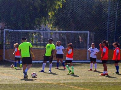Campo di calcio misto Natale Las Rozas 10 giorni