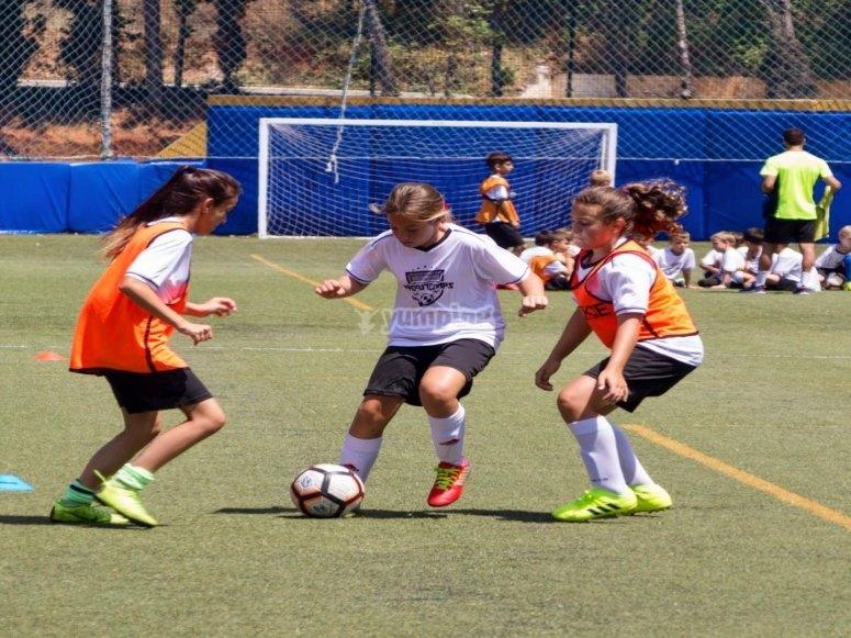 Torneo femenino de fútbol