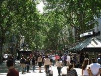 Actividades entre la gente de Barcelona