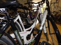 Flota de bicicletas de Sadesgo