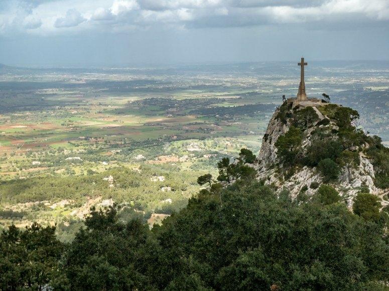 Felanitx Monastery from above