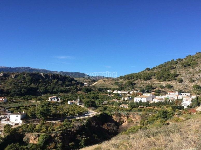 Tour en todoterreno Pueblos Blancos