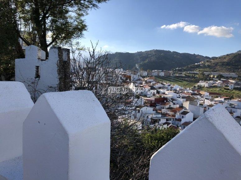 Localidad de Pueblos Blancos
