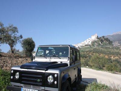 4x4 Route Pueblos Blancos Sierra de las Nieves