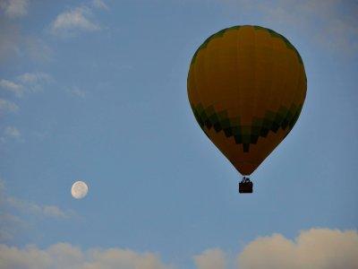 Vuela en globo en Ágreda 4 horas Niños