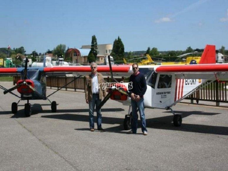 Expert aviation instructors