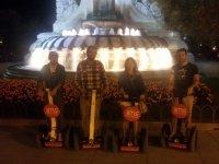 Night Tour Plaza de Espana