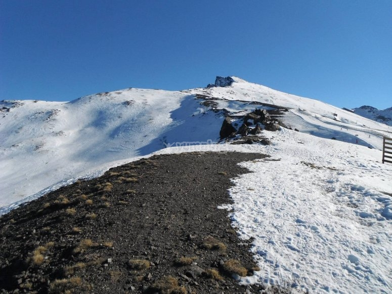 Cumbre del Veleta