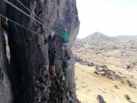 Vía ferrata Cueva Horá en Loja 2h 30min
