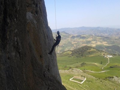 Caving course in Torcal de Antequera 2 days