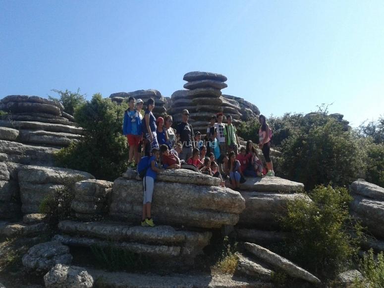 Tour of Torcal Natural Park