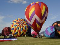 Balloon flights for companies
