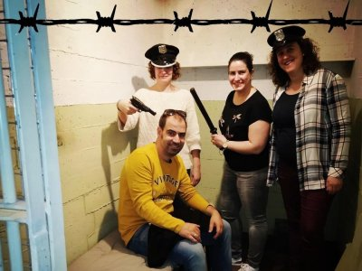 Escape room El secreto de Alcatraz en Altea 75 min