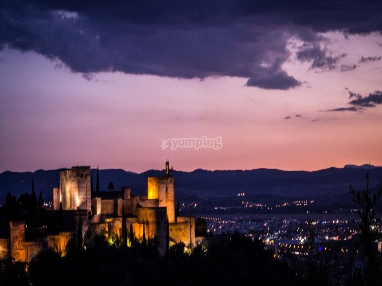 Escape room on the Mysteries of the Alhambra