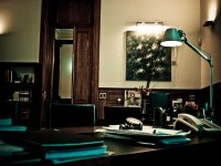 Solve the mysteries locked in Professor Waichosky's office