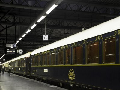 Escapism and murder Murder on the Zaragoza Train