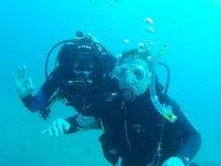兰萨罗特(Lanzarote)的技术潜水