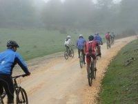 Tour guiado en bici por El Ronquillo