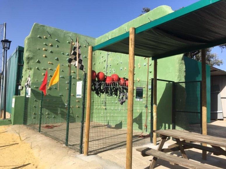 Tre sessioni di arrampicata al Ronquillo