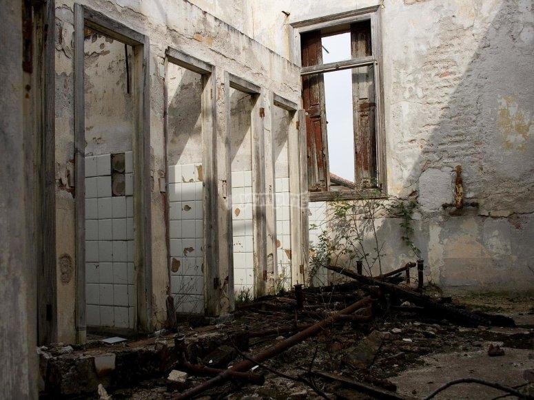 Ecco come è stato lasciato il Sanatorio della Vergine dopo essere stato abbandonato