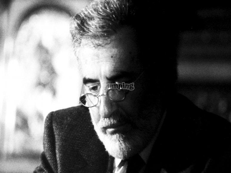 Lo psichiatra Agustín de Rozas